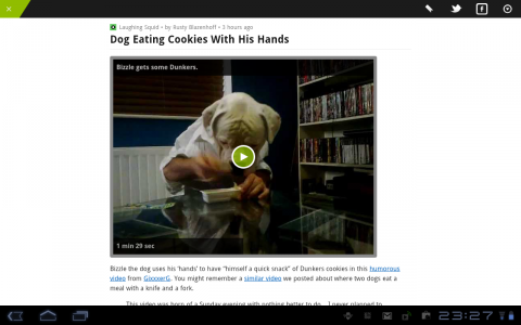 feedly article