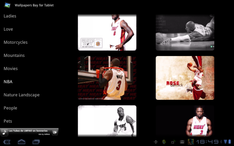 wallpapers bay nba