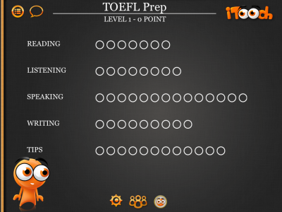 iTooch TOEFL Preparation iPad 2