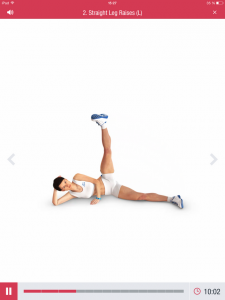 runtastic leg trainer 5